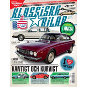 Klassiska Bilar prenumeration med premie