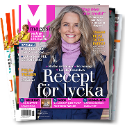 M-magasin prenumeration med premie