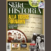 Släkthistoria prenumeration med premie