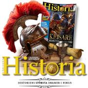 Världens Historia prenumeration med premie