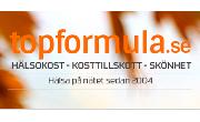 TopFormula rabattkoder och erbjudanden