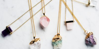 Semi Precious-kollektionen från Glitter