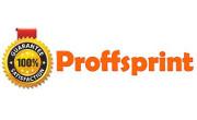 Proffsprint rabattkoder och erbjudanden
