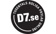 D7 rabattkoder och erbjudanden