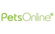 PetsOnline rabattkoder och erbjudanden
