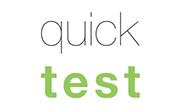 Quicktest rabattkoder och erbjudanden